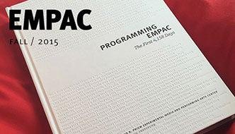 EMPAC book