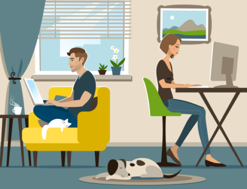 "Telecommuting as a New ""Normal"""