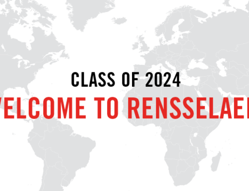 Class of 2024: Welcome to Rensselaer!