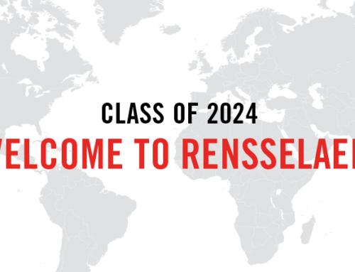Class of 2024: Welcome to Rensselaer!