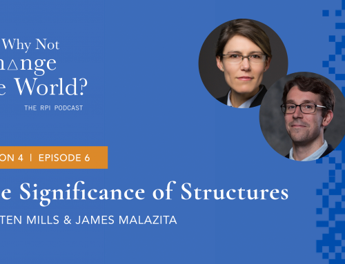 The Significance of Structures