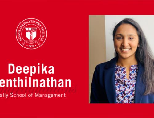 A Real Go-Getter: Deepika Senthilnathan