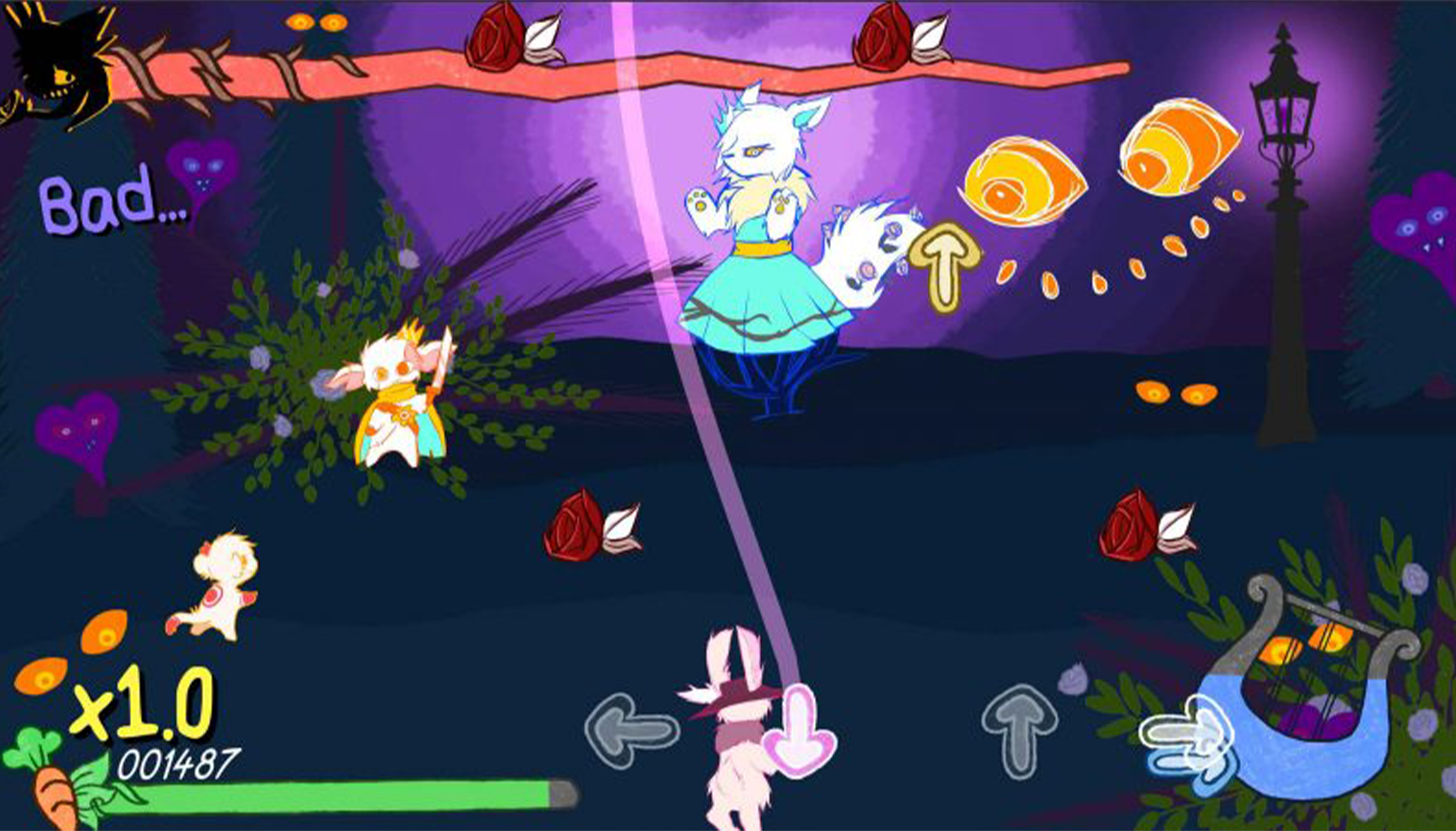 Image from student game