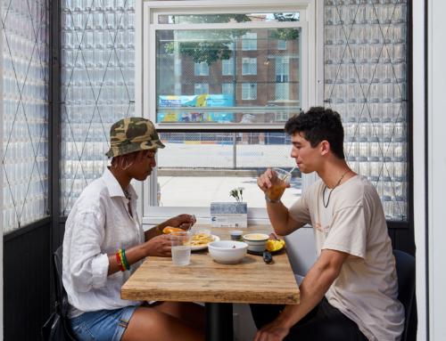 Transforming Outdoor Dining