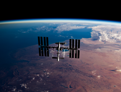 Experimenting Aboard the ISS
