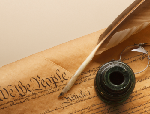 Honoring the Constitution