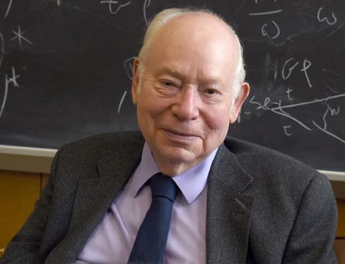 Remembering Steven Weinberg